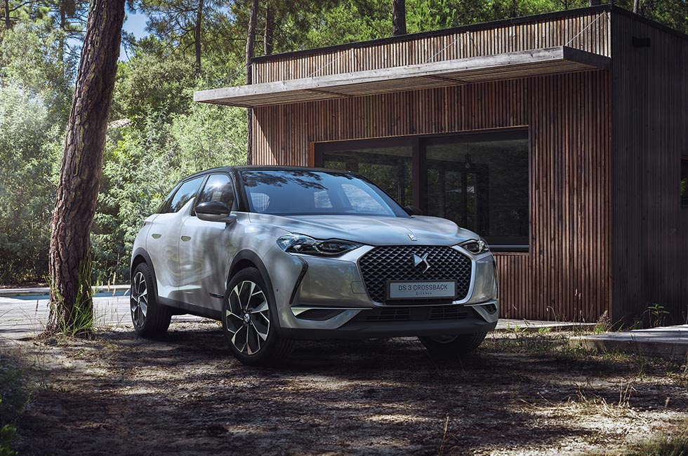 DS 3 crossback avant